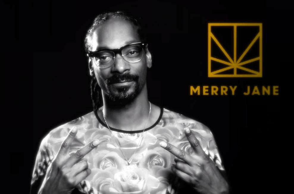 snoop dogg vendita marijuana legale