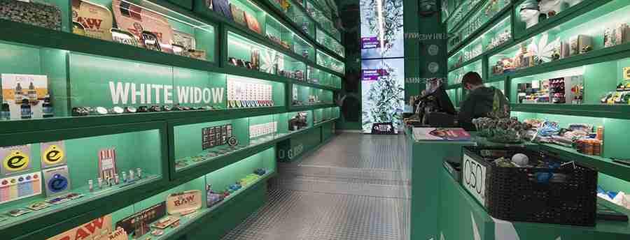 negozi di canapa light