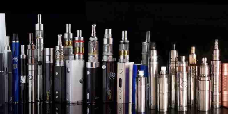tipologie sigarette elettroniche