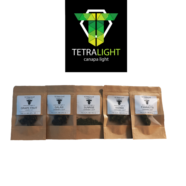 cannabis light 5 varietà
