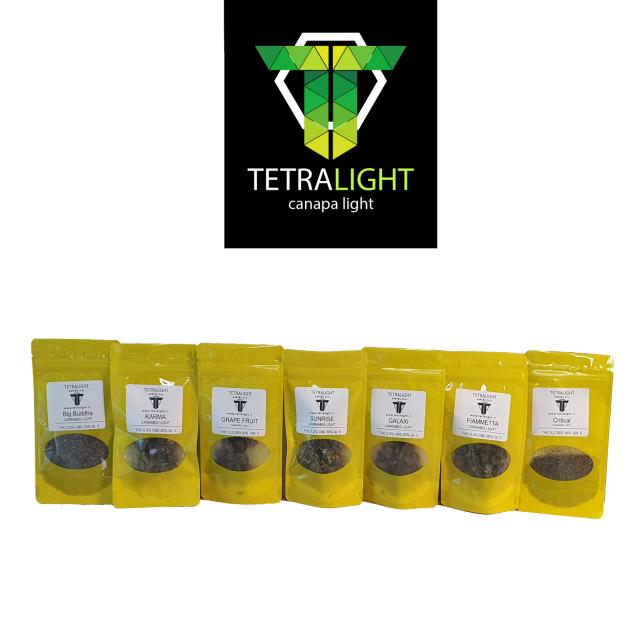7 qualità cannabis light